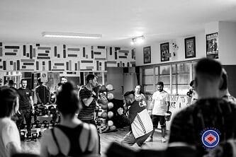 Boxing Class (16+)